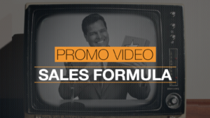 The Promotional Video Sales Formula